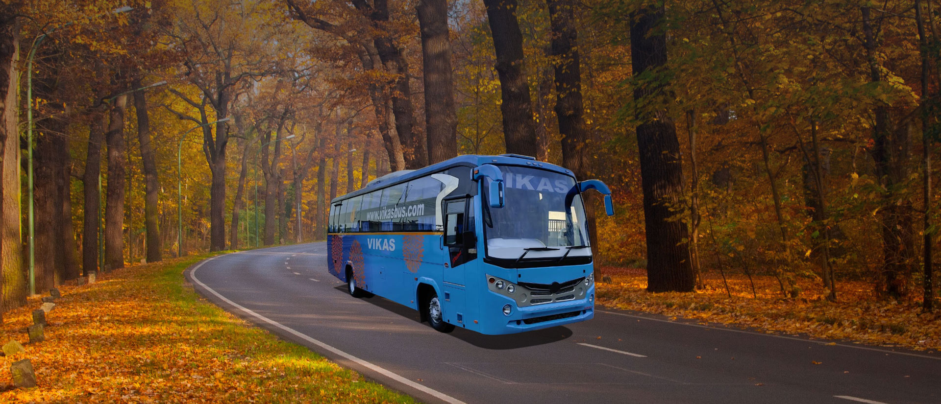 Online Bus Ticket Booking Vikas Travels